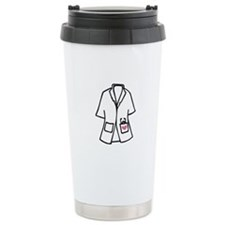White Smock Travel Mug