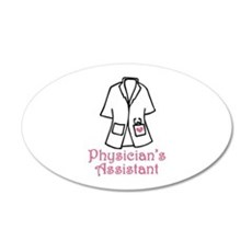 Physician Assistant Wall Decal