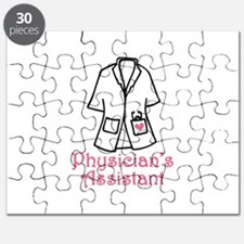 Physician Assistant Puzzle