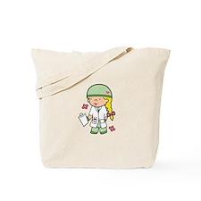 Military Medical Student Tote Bag