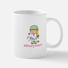 Military Intern Mugs