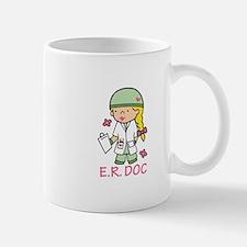 E.R. Doc Mugs