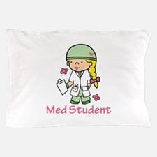 Med Student Pillow Case