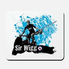 Sir Wiggo Mousepad