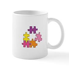 Jigsaw Pieces Mugs