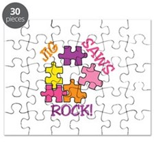 Jigsaws Rock! Puzzle