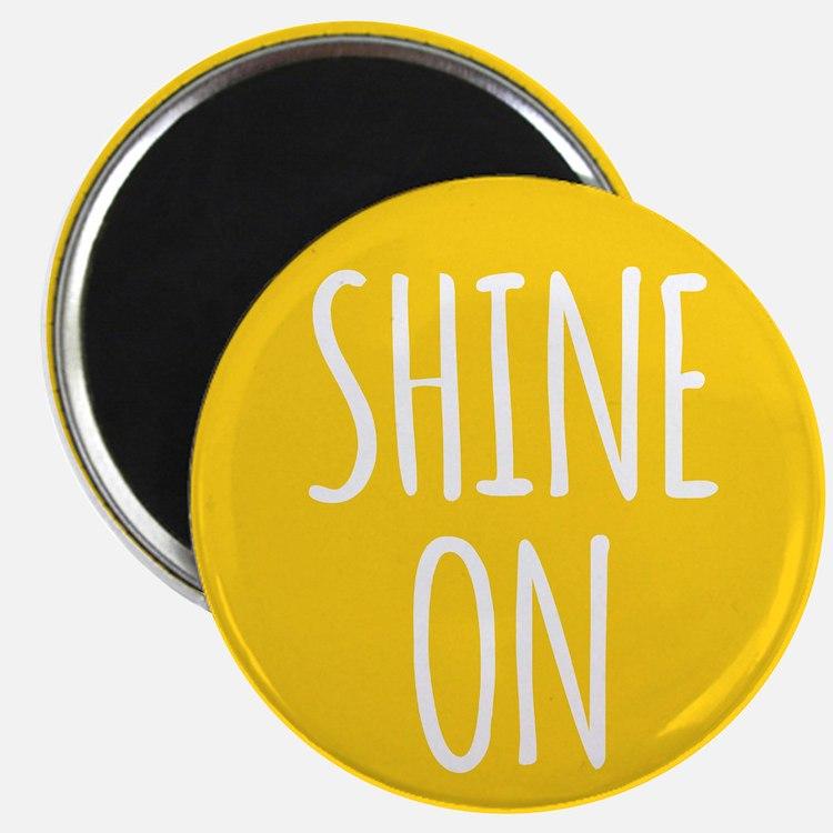 shine on Magnets