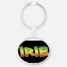 Irie Dark Sticker Keychains