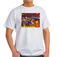 Seattle Fish Market T-Shirt