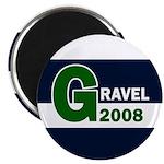 Gravel 2008 Magnet