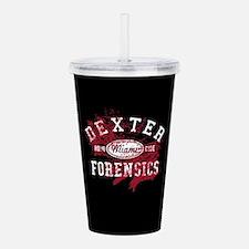 Dexter Forensics Acrylic Double-wall Tumbler