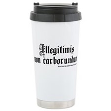 Cute Middle ages Travel Mug