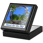 Shoot for the Sky Keepsake Box