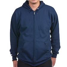 Camp Is Life Zip Hoodie
