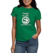 Camp Is Life Women's T-Shirt