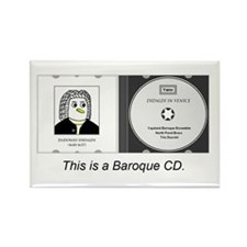 Baroque Cd Magnets