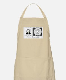 Baroque CD Apron