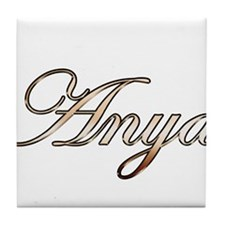 Cute Anya Tile Coaster
