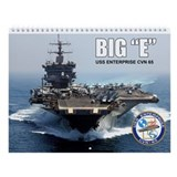 Uss enterprise cvn 65 Calendars