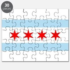 Cool Vintage chicago Puzzle
