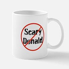 Scary Donald Trump Mugs