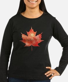 Maple Leaf Art T-Shirt