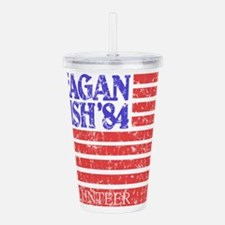 Reagan 84 Volunteer Acrylic Double-wall Tumbler