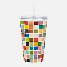 random-color-blocks.png Acrylic Double-wall Tumble