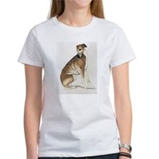 Whippet Sitting T-Shirt