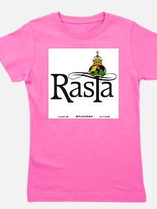 Rasta Globe Girl's Tee