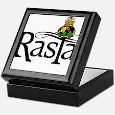 Rasta Globe Keepsake Box