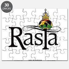 Rasta Globe Puzzle