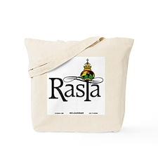 Rasta Globe Tote Bag