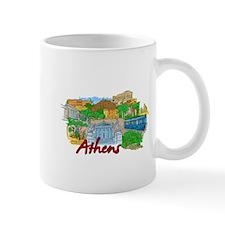 Athens - Greece Mugs