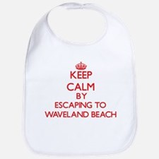 Keep calm by escaping to Waveland Beach Mississipp
