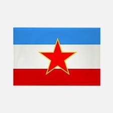 Yugoslavia Flag Magnets
