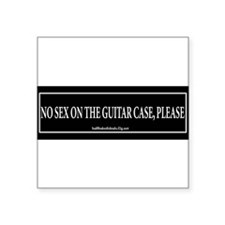 guitarbumper1 Sticker