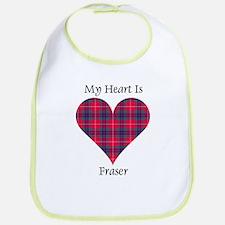 Heart - Fraser Bib