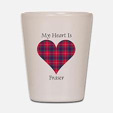 Heart - Fraser Shot Glass