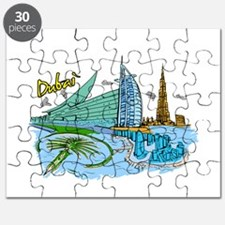 Dubai - United Arab Emirates Puzzle