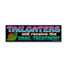 Snail Treatment (magnet) Car Magnet 10 X 3
