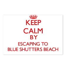 Keep calm by escaping to Blue Shutters Beach Rhode