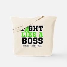 Non-Hodgkin's Lymphoma Fight Tote Bag