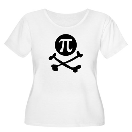 Pi-rate Women's Plus Size Scoop Neck T-Shirt