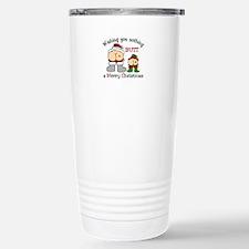 Wishing You Travel Mug