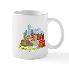 Frankfurt - Germany Mugs