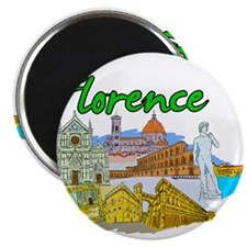 Florence - Italy Magnets