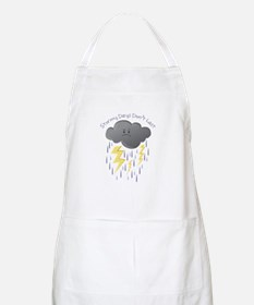 Stormy Days Don't Last Apron