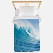 Blue Wave Twin Duvet