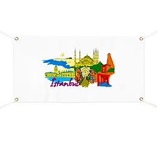 Istanbul - Turkey Banner